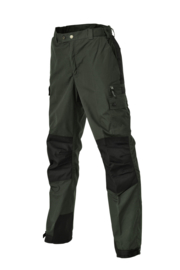 Pinewood Outdoor Pants Lappland Kids - Mosgroen/Zwart