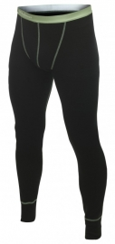WOOLPOWER LITE Long Johns -  heren (Groene stiksels) -L-XL-XXL