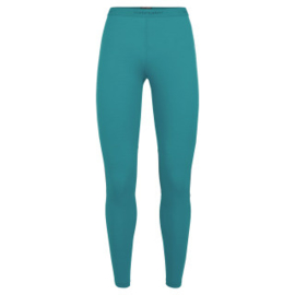 Icebreaker Wmns 200 Zone Leggings ARCTIC TEAL/Kingfisher/Dew -M-L