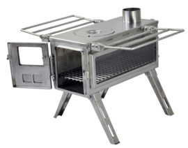 Winnerwell Nomad View Small sized Cook Camping Stove