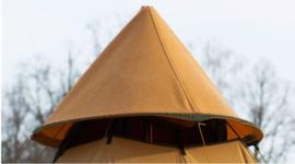 NIEUW: Tentipi Rain Hat Comfort CP - Regenhoedje