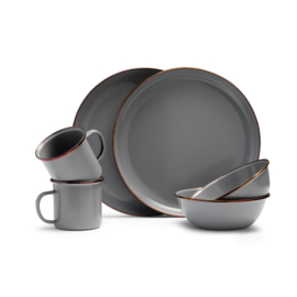 Barebones Enamel Cookware - Mok / Beker - Geëmailleerd - 2x