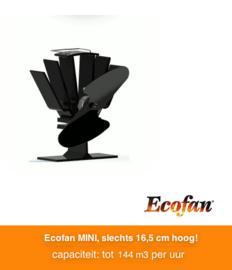 Ecofan Airmax 815 MINI - De tentkachel ventilator!