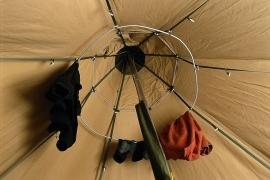 Tentipi Droograil set voor Tentipi tent 5