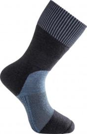 Woolpower NIEUW Skilled 400 Classic Socks Dark Navy/Nordic Blue