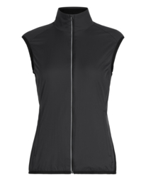 Icebreaker Wmns Rush Vest / Black - Small