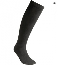 Woolpower Kniekousen - Liners - Zwart