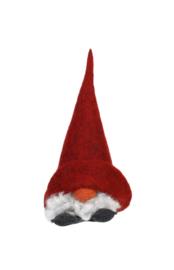Gnom Sune (25 cm) roter Mütze