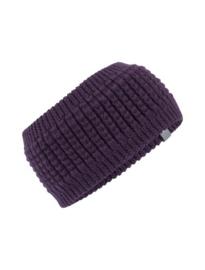 Icebreaker Affinity Headband Eggplant - One Size*