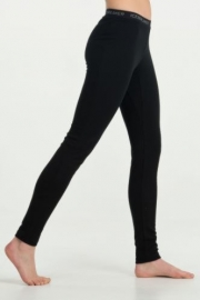 Icebreaker Wmns BF200 Leggings Black - Small