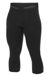 WOOLPOWER LITE 3/4 Long Johns - Dames (groene stiksels)- XXS-XS