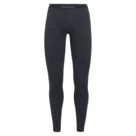 Icebreaker Wmns 250 Vertex Leggings Mountain Dash /  Jet HTHR/Black -L-XL