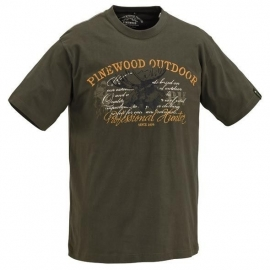Pinewood T-Shirt Moose Kids