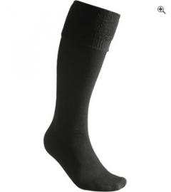 Woolpower Kniekousen 400 - Zwart