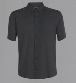 Icebreaker Mens Compass SS Shirt /Monsoon - S - M