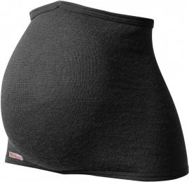 Woolpower Belly warmer 200 - zwart