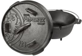 Petromax Dutch Oven ft3 - 2,3 liter (met pootjes)