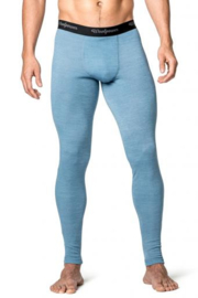 WOOLPOWER LITE Long Johns -  Herren - Nordic Blue