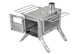 Winnerwell Nomad View Medium sized Cook Camping Stove