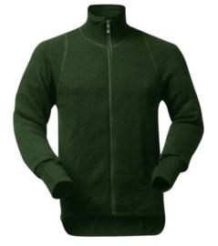 Woolpower Full Zip Jacket 600 - Groen - XXS