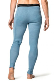 WOOLPOWER LITE Long Johns - dames - Nordic Blue