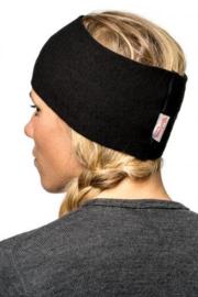 Woolpower Stirnband 200 - Schwarz