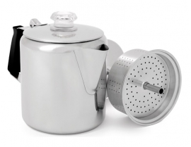 GSI Glacier RVS 6 cup koffiepercolator