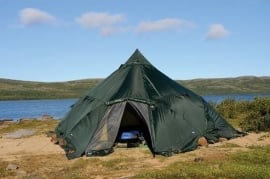 Bergans 6051 - Wiglo™ 6–10 Persoons Tent