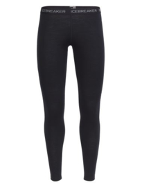 Icebreaker Wms BF200 Oasis Leggings Black -L-XL