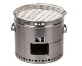 Mbaula Green Township stove