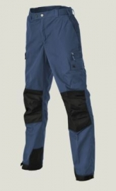 Pinewood Outdoor Pants Lappland Kids  - blauw