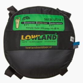 LOWLAND OUTDOOR® Serai Ultra 1 - 795 gr - 215x75 cm 0°C