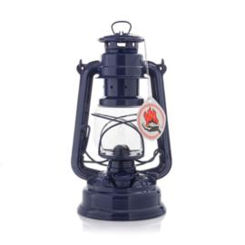 Feuerhand stormlantaarn 26 cm (olielamp) - COBALT BLAUW