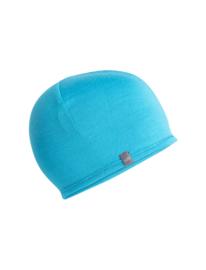 Icebreaker Adult Pocket Hat / Lotus/Arctic Teal/Stripe - One Size