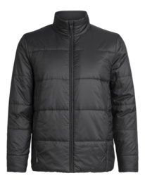 Icebreaker Mens Collingwood Jacket/Black  - Large