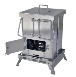 Winnerwell Mini Multi-functional BBQ Smoker
