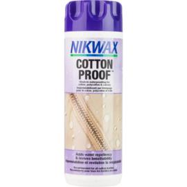 Nikwax Impregneer Cotton Proof - 300ml (technisch en 100% katoen + canvas)