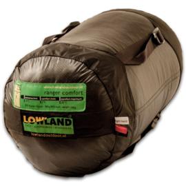 LOWLAND OUTDOOR® Ranger Comfort - 230 x 80 cm (incl. capuchon) 1195gr - 0°C