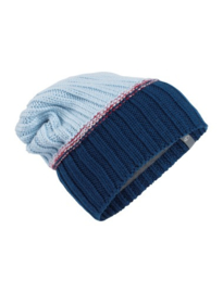 Icebreaker Altitude Slouch Beanie  Largo/Ice Blue- One Size