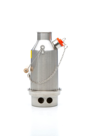 Kelly Kettle® RVS Small `Trekker` (0.57 Ltr )