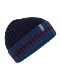 Icebreaker Scout Cuff Beanie Midnight Navy/Largo- One Size*