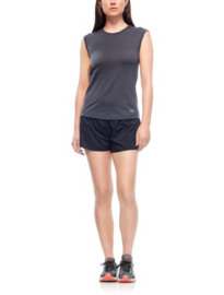 Icebreaker 	Wmns Comet Lite Cap Sleeve / Monsoon -Large