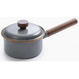 Barebones - steelpan - Walnoot - Emaille