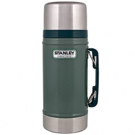 Stanley Classic Vacuum Food Flask 0,7 L Groen RVS