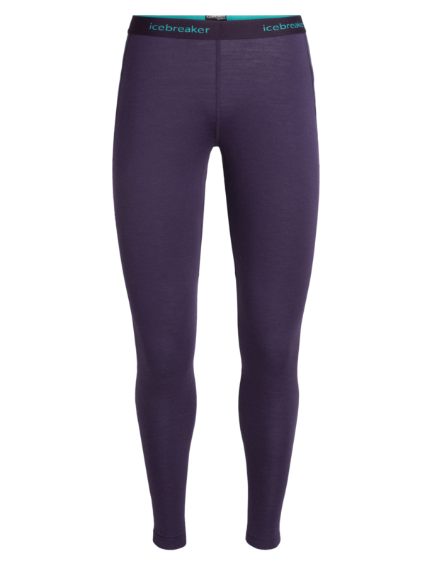 Icebreaker Wmns 150 Zone Leggings / Lotus - Medium