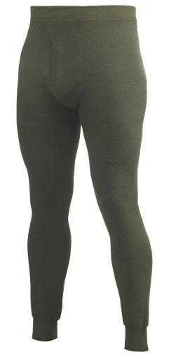 Woolpower Long Johns 200 with fly - GROEN  -XXL
