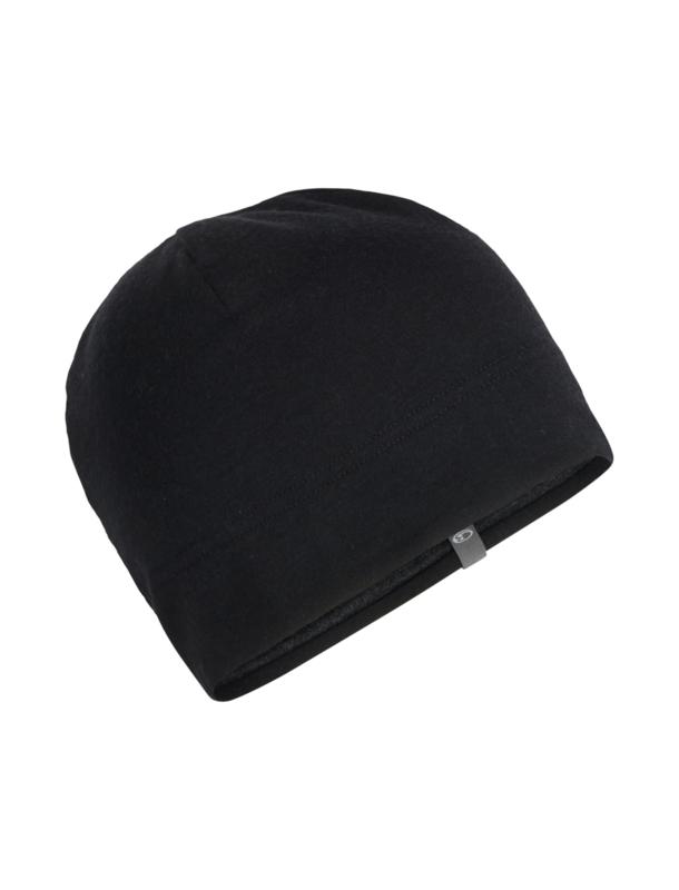 Icebreaker Adult Mogul Beanie /Black-One size