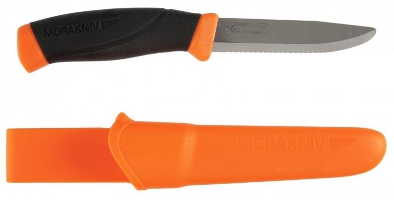 Moraknife Companion Rescue F (stompe punt)
