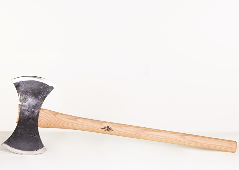 Gränsfors # 490-1 - werpbijl - steel 75 cm