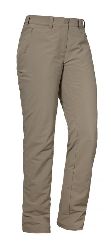 Schöffel Pants Santa Fe Zip Off - Brindle - dames - maat 38